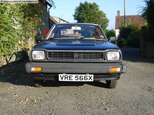 Mes anciennes auto... - Page 2 Triumph-Acclaim-1982-1