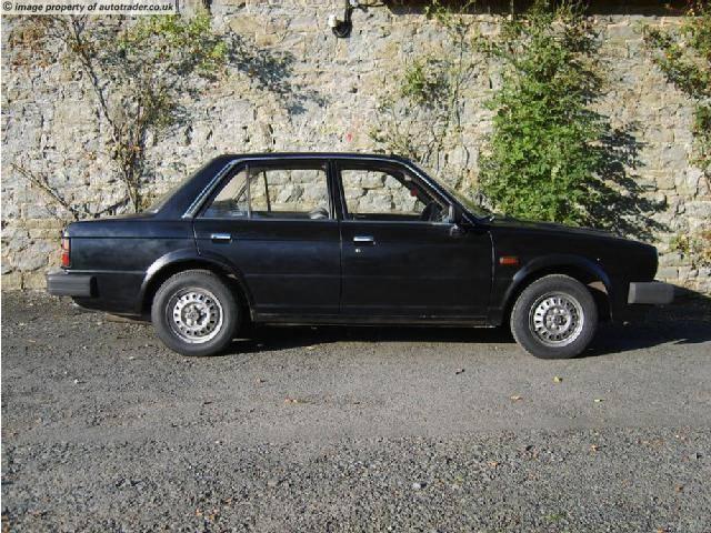 Mes anciennes auto... - Page 2 Triumph-Acclaim-1982-3